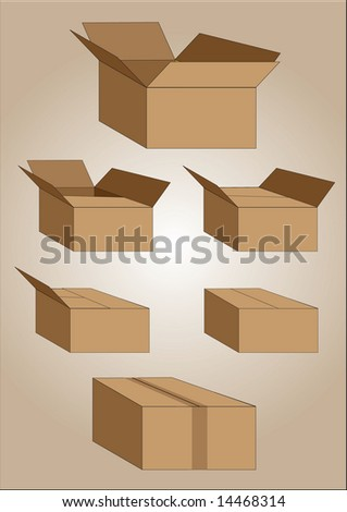Brown Boxes