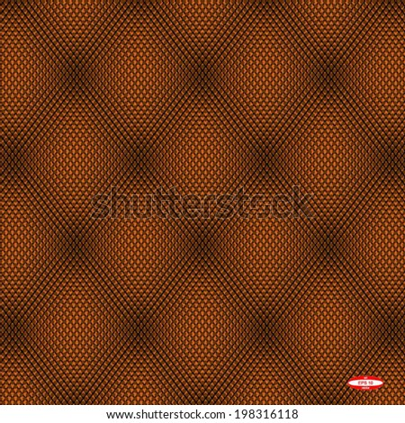 brown floral pattern texture background vector