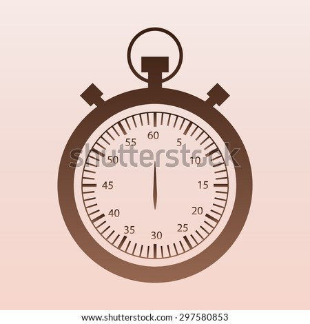Awesome stopwatch vector pics
