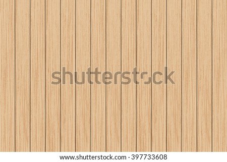 Brown wood panels used as background - Vector