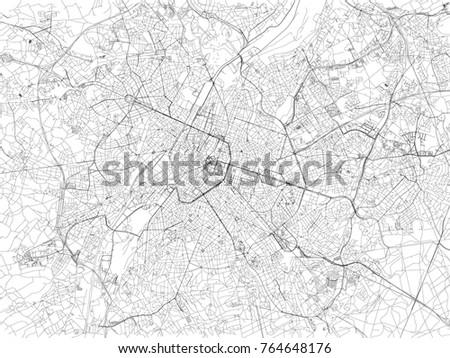 brussels city streets city map belgium street