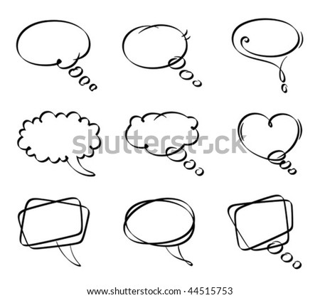 bubbles - stock vector