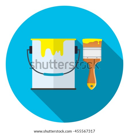 Paint Bucket Stock Images Royalty Free Images Amp Vectors