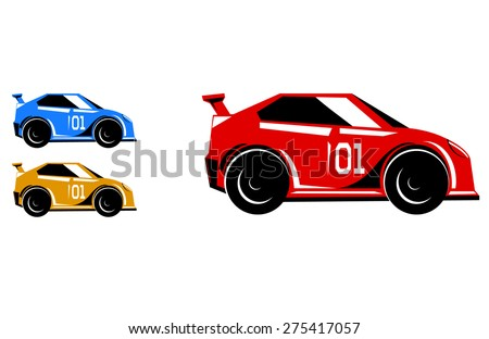 Red Race Car Stock Images Royalty Free Images Vectors
