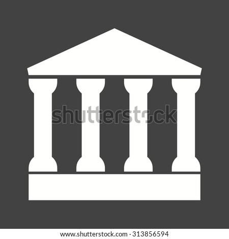Building, office, commercial icon vector image.Can also be used for law and order. Suitable for mobile apps, web apps and print media.