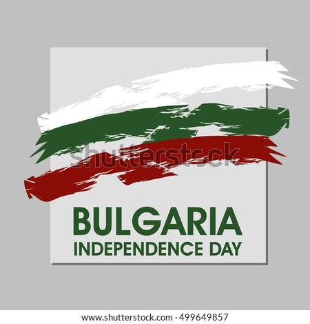 Bulgaria Independence Day