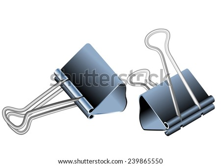 bulldog clips