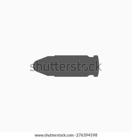 bullet icon - stock vector