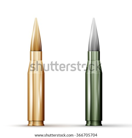 Bullet icons set - stock vector