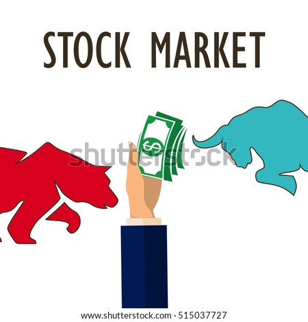 stock market and bear Shop for stock market bear on etsy, the place to express your creativity through the buying and selling of handmade and vintage goods.