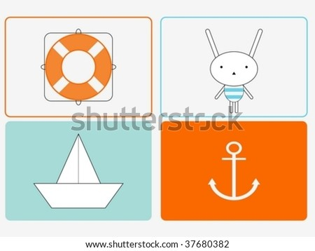 Bunny the sailor