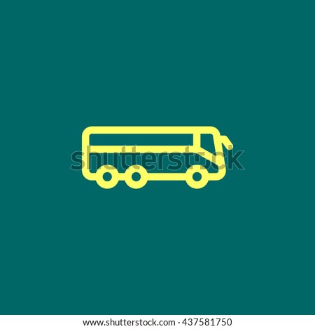 Bus icon, bus icon eps 10, bus icon vector, bus icon illustration, bus icon jpg, bus icon picture, bus icon flat, bus icon design, bus icon web, bus icon art, bus icon JPG, bus icon imagez - stock vector