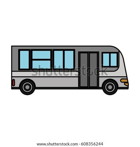 Bus Transport Urban Public