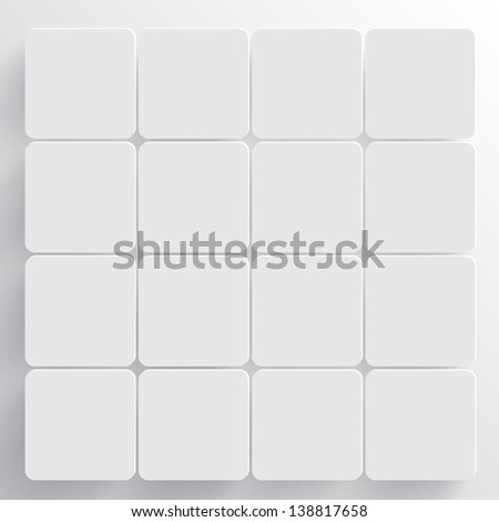 Business abstract background for advertising - stock vector