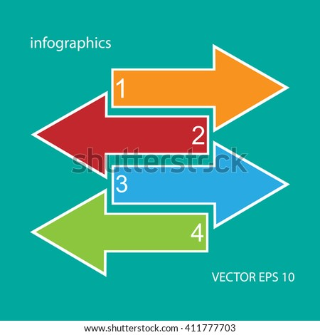 Business Abstract Background infographics Design Layout | EPS10 Vector