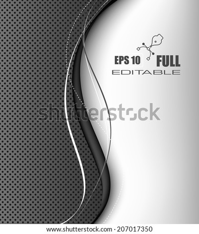 Business abstract background. Vector illustration - stock vector