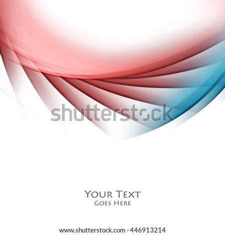 Business abstract  vector background. EPS10 Vector illustration. - stock vector