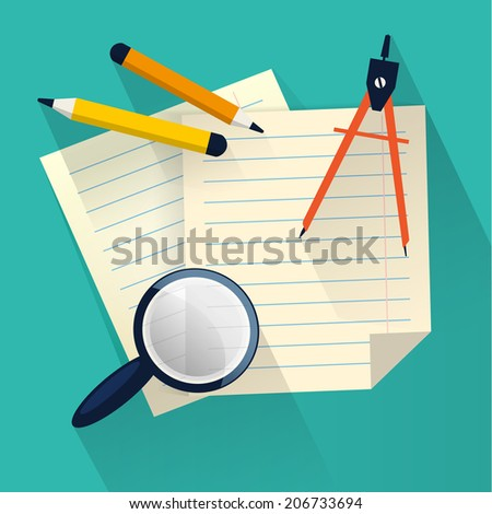 Business background. - stock vector