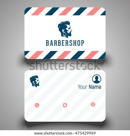 Barber shop business cards akbaeenw barber shop business cards colourmoves