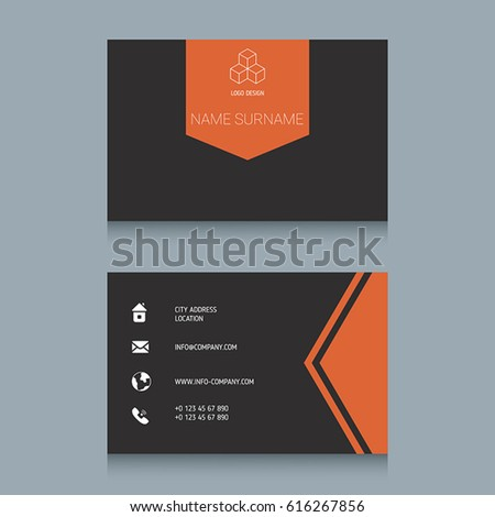 Business card designs easy adapt business stock photo photo vector business card designs easy to adapt business vector set colourmoves