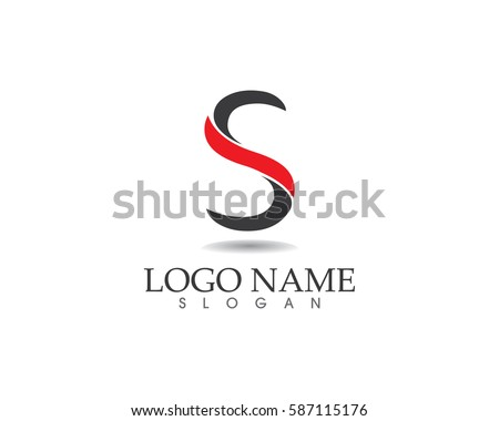Business corporate letter s logo design stock vector 587115176 business corporate letter s logo design vector thecheapjerseys Images