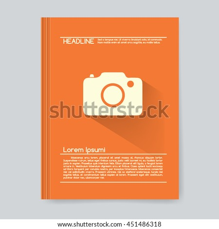 book report brochure template - stock images royalty free images vectors shutterstock