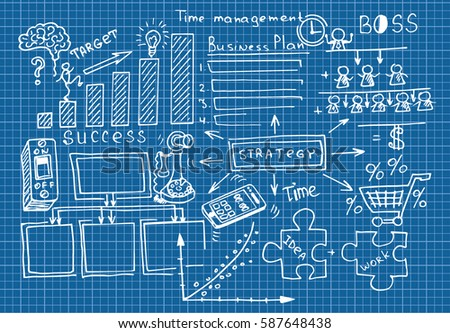 Physics law theory mathematical formula equation stock vector business doodles sketch set infographics elements isolated vector shapes it include lots of malvernweather