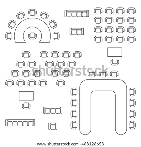 Auditorium Seats Stock Images Royalty Free Images