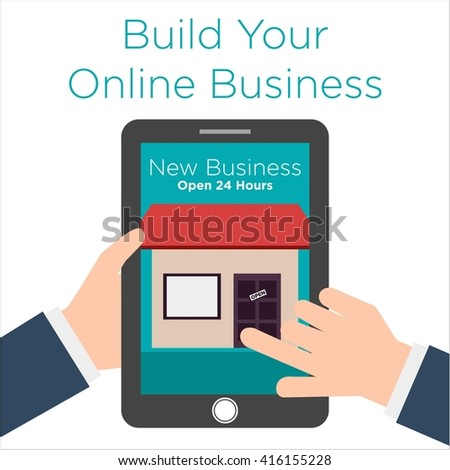Business Illustration Template