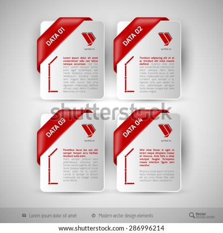 Business infographics template for web design, presentation, education, brochures and flyers.