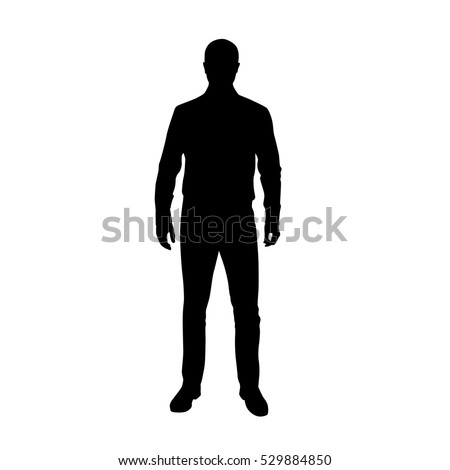 """""""standing Man"""" Stock Images, Royalty-Free Images & Vectors ..."""