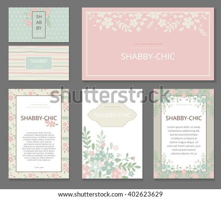 Business Other Event Painted Floral Background Stock-Vektorgrafik ...