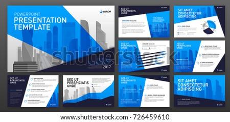 Business Presentation Templates Infographic Elements Use Stock - Business presentation templates powerpoint