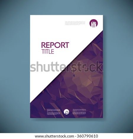 Doc416416 Free Report Cover Page Template Free Cover Page – Free Report Cover Page Template