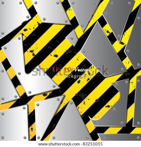 business steel plate background
