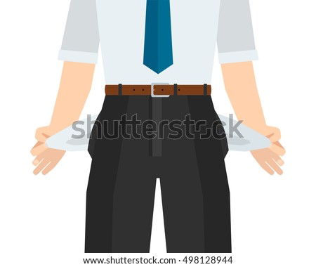 Empty Pockets Stock Images, Royalty-Free Images & Vectors ...