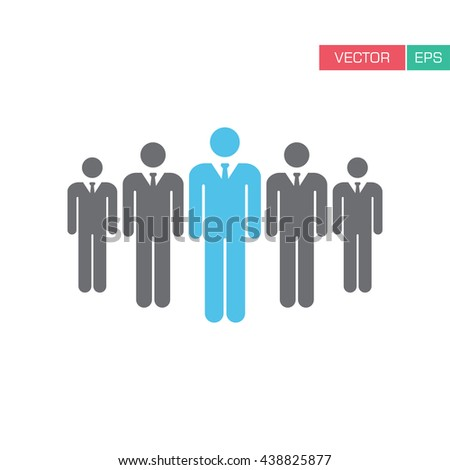 Businessman Icon - Vector