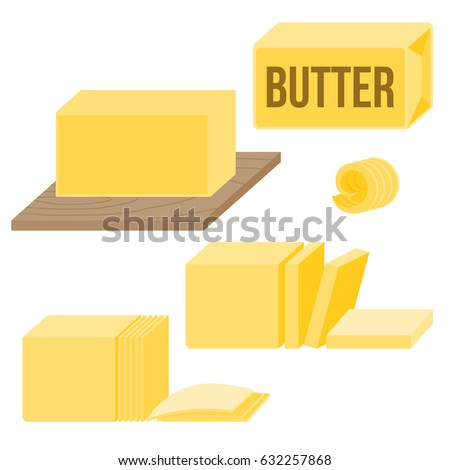 Stick Of Butter Stock Images, Royalty-Free Images ...