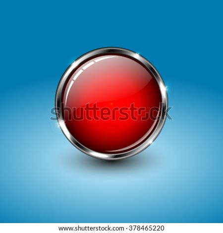 Button for web site.