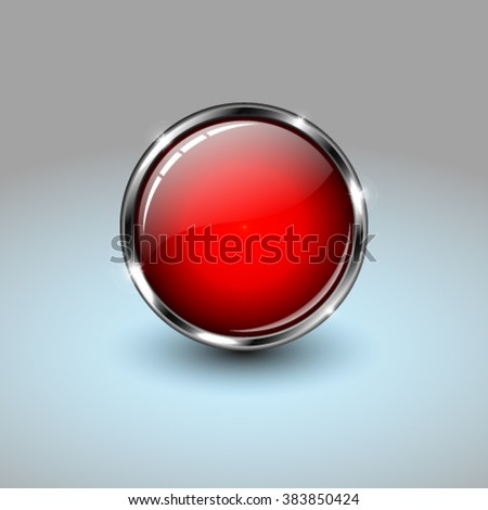 Button for web site