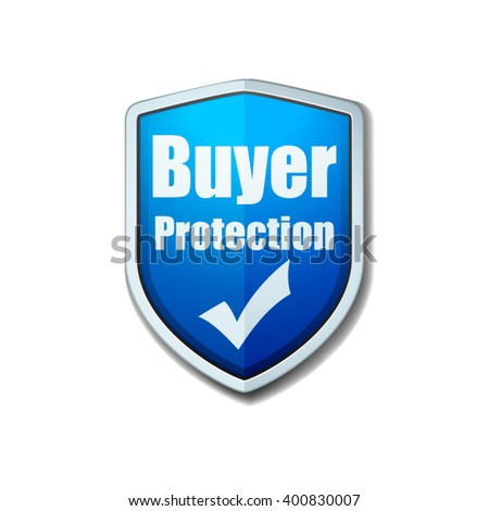 Buyer Protection Shield sign