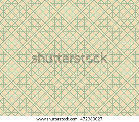 Byzantine seamless pattern. Vector illustration.