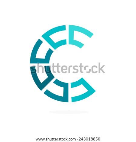 C Language Logo C Language Stoc...