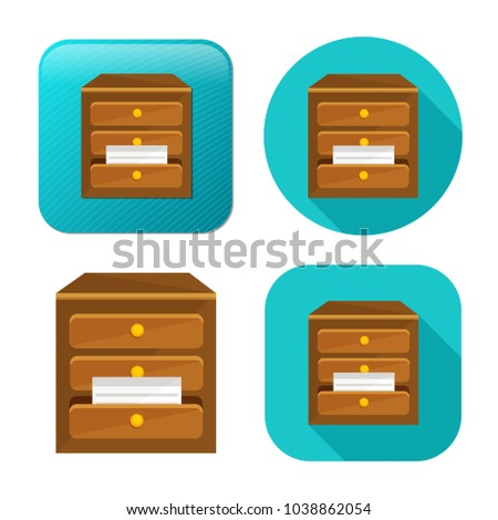 Drawer Stock Images Royalty Free Vectors