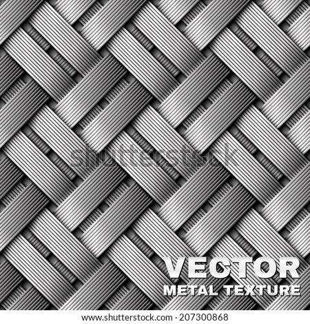 Cable Braided Sleeve Seamless Texture