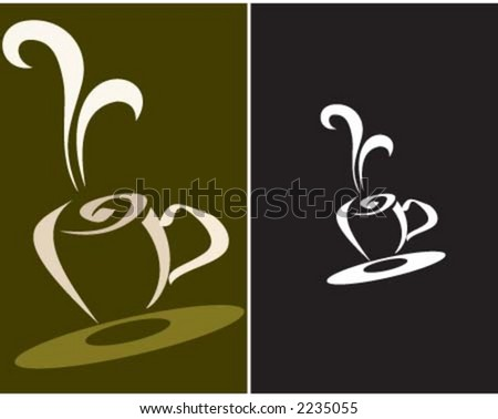 Cafe - stock vector