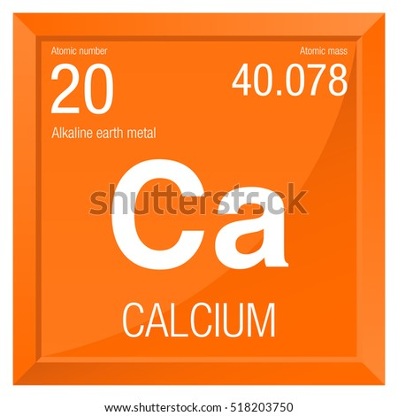 Calcium symbol element number 20 periodic stock vector 518203750 calcium symbol element number 20 of the periodic table of the elements chemistry urtaz Gallery