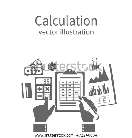 taxcalculator stock images royaltyfree images amp vectors