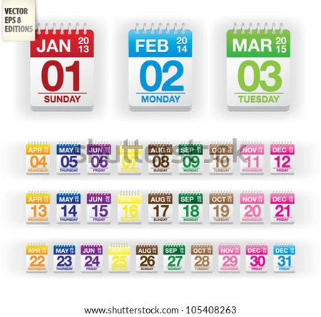 Countdown Calendar Stock Images, Royalty-Free Images & Vectors ...