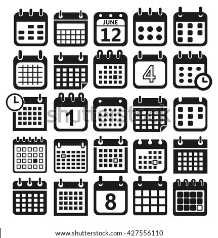 calendar icon, calendar icon set, calendar icon symbol, flat icon calendar, calendar icon sign, web calendar icon, calendar icon set, calendar icon vector, calendar icon art, calendar icon eps - stock vector